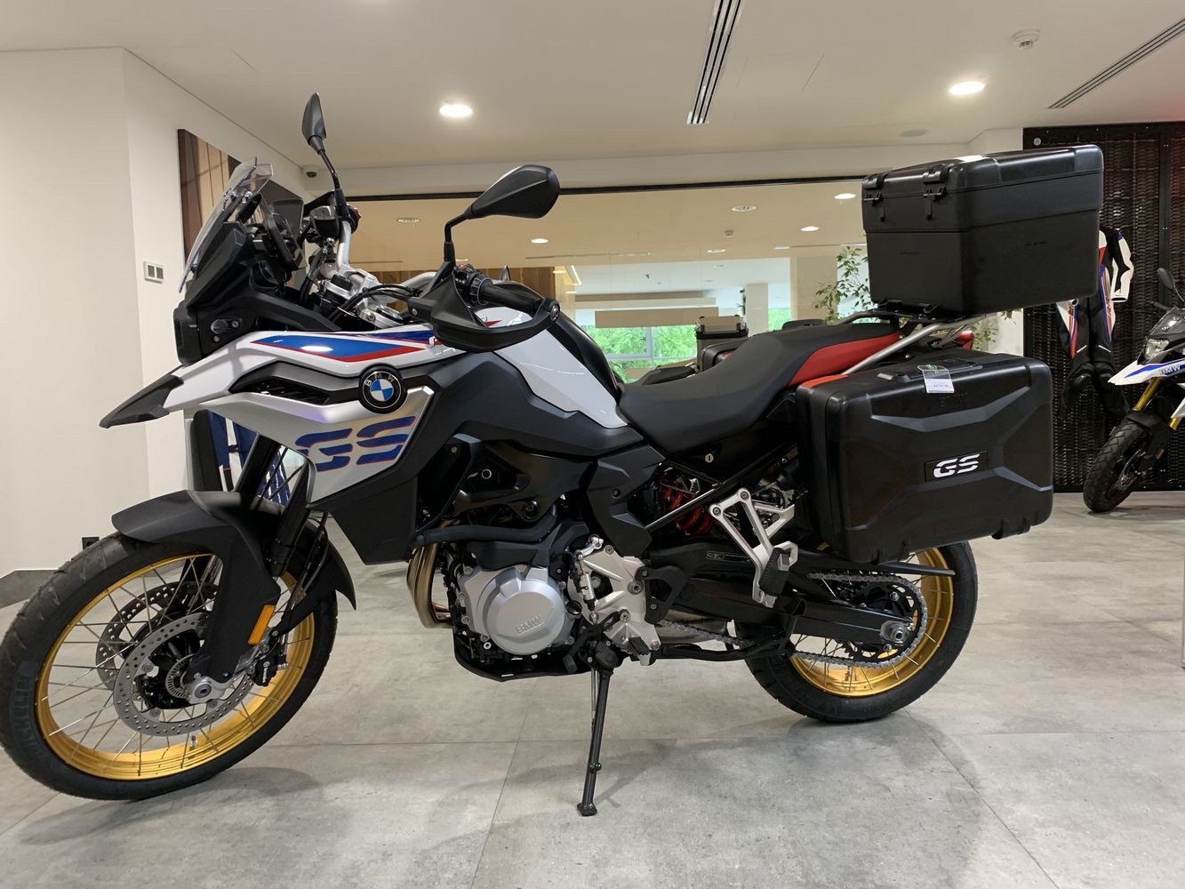 F 850 GS RALLEY