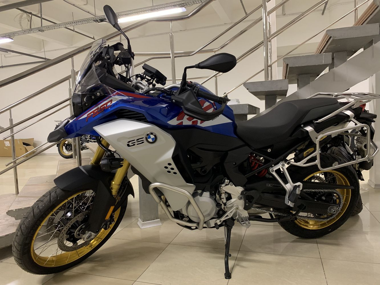 F 850 GS ADVENTURE RALLEY