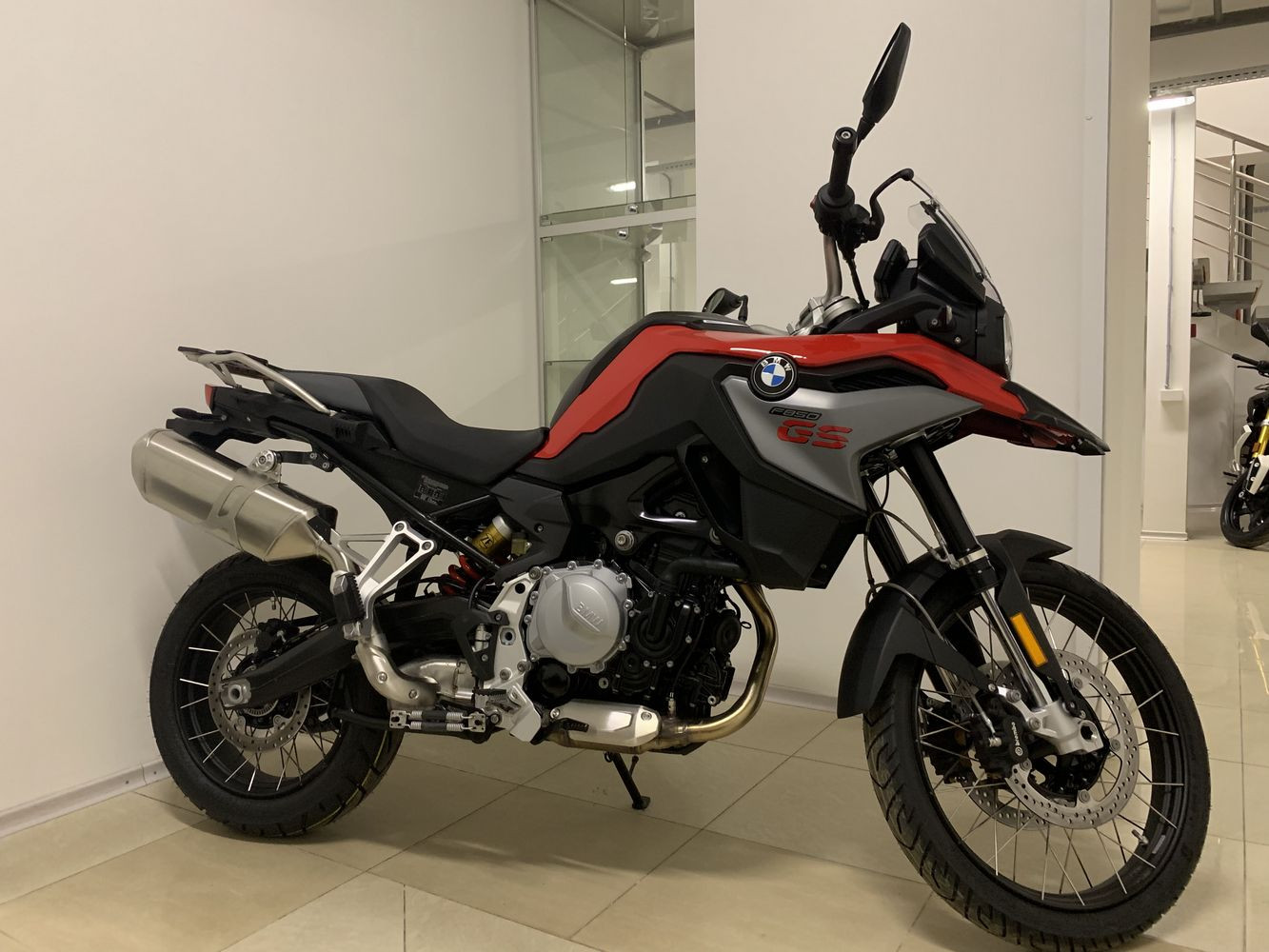 F 850 GS RED