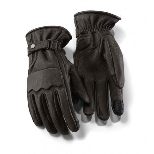 Перчатки Rockster коричневые, унисекс
