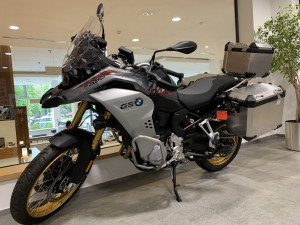 F 850 GS ADVENTURE GREY