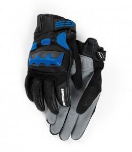 Рукавички Rallye чорні/сині, унісекс
