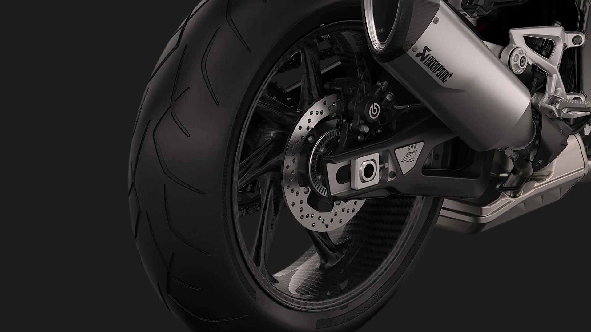 Карбонові колеса M