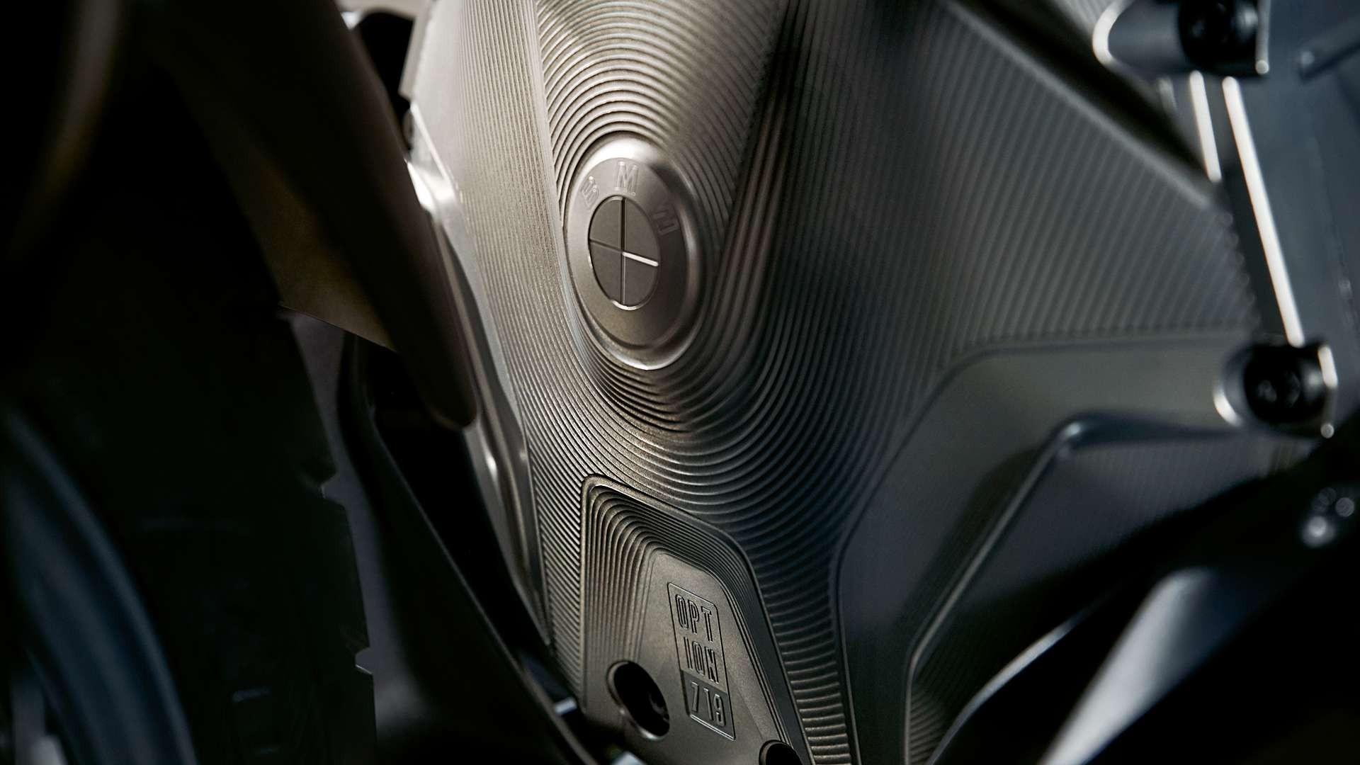 Опции BMW Motorrad Spezial.