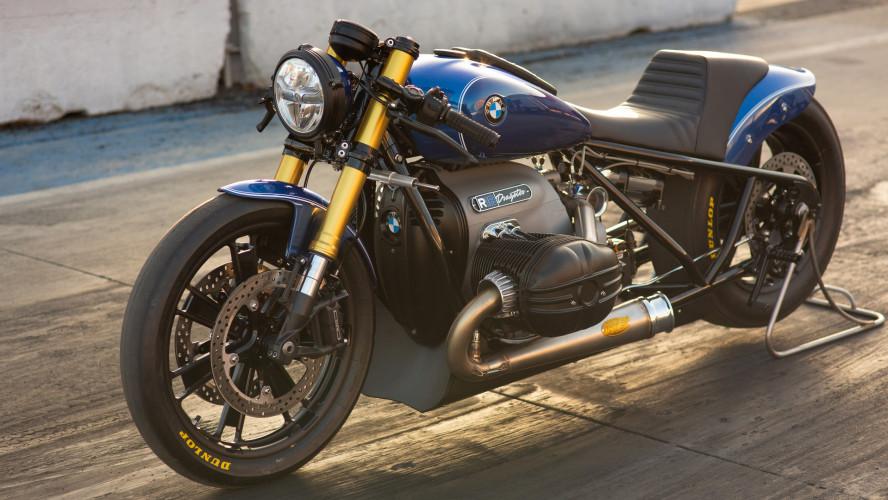 Новый R 18 Dragster от BMW Motorrad